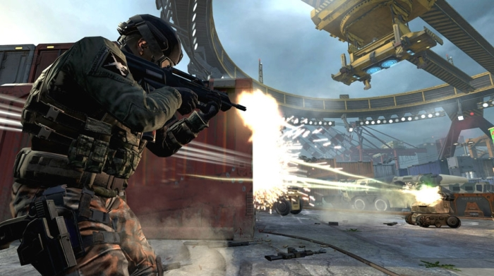 Black Ops 2 Cargo