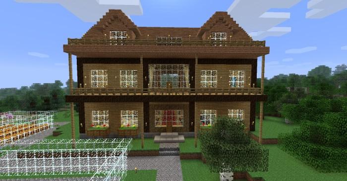 minecraft-house