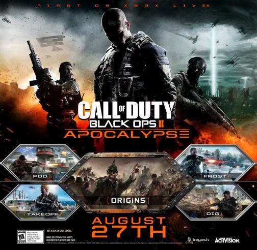 BO2 DLC #4 Apocalypse
