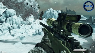 COD Ghosts Snipers