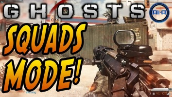 COD Ghosts Squads Game Mode