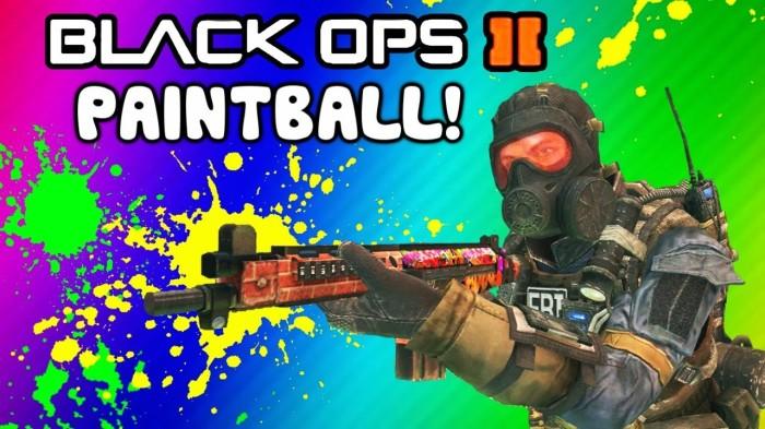 Vanoss Gaming Paintball