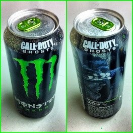 cod ghosts monster energy