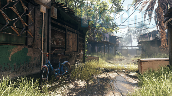 Call of Duty Ghosts Favela Watermarked Small