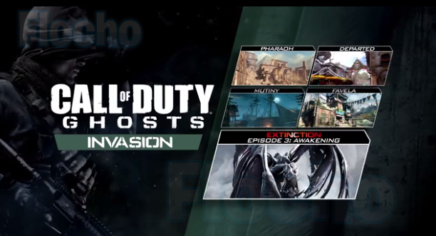 Call of Duty Ghosts Invasion Watermarked