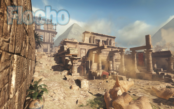 Call of Duty Ghosts Pharoah Watermarked