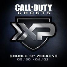 CoD Ghosts 2XP weekend 30.5.14